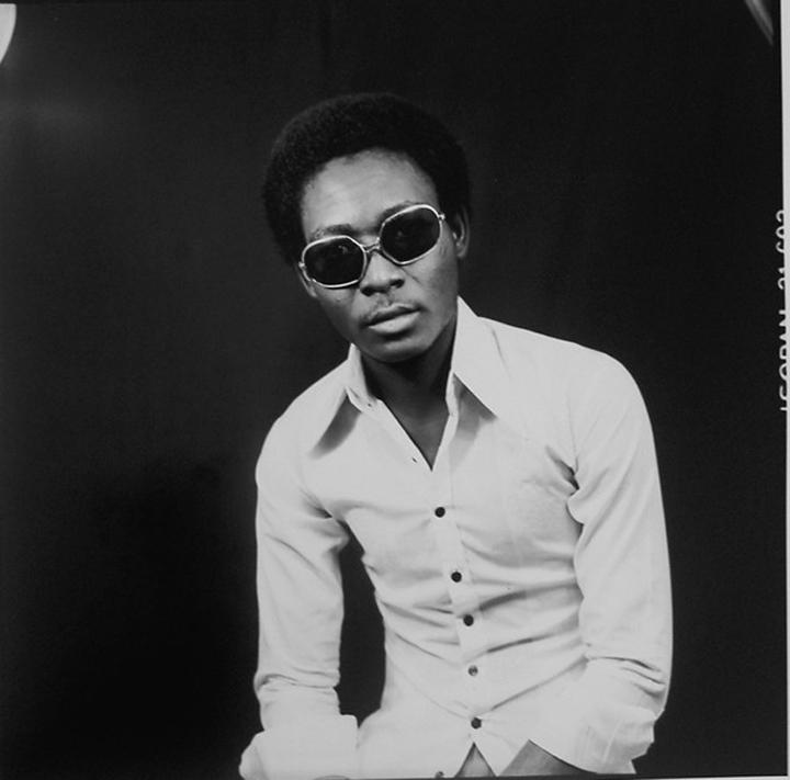 Malick Sidibé, Mr. Kader Traaré, 1979