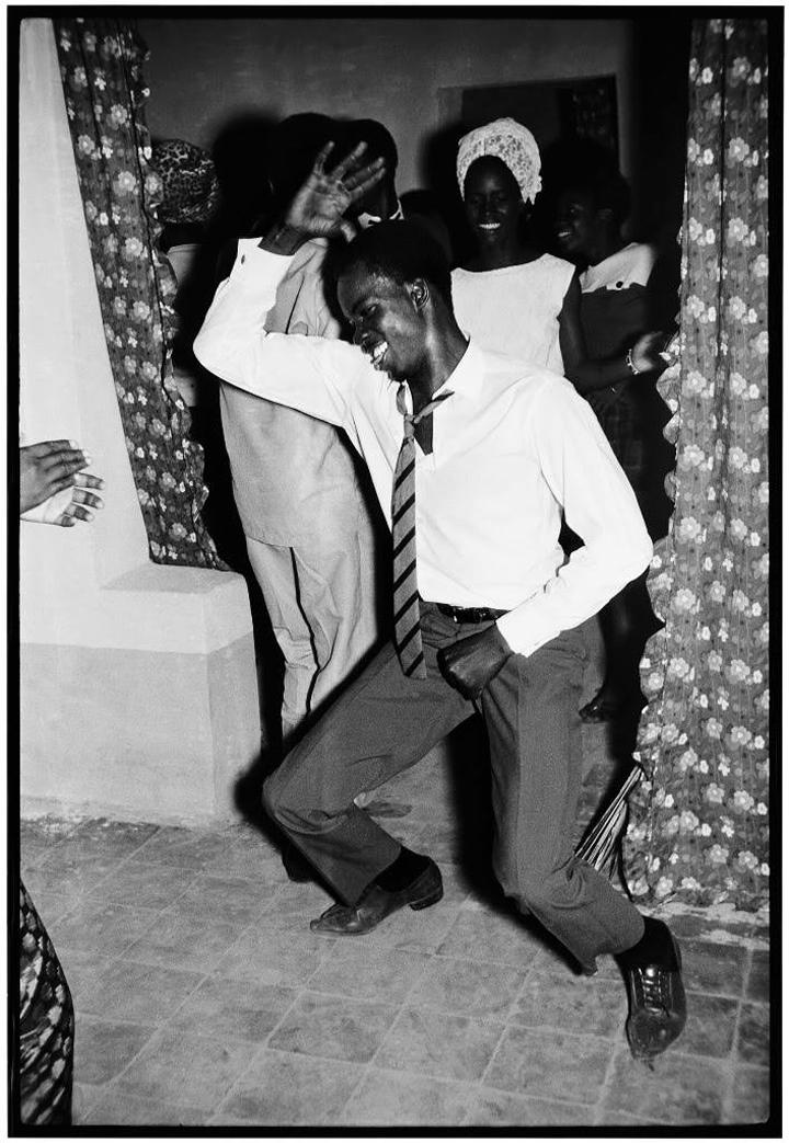 Malick Sidibé, Merengue dancer, 1964