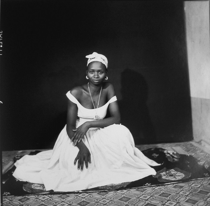 Malick Sidibé, Madame Natenin, 1964