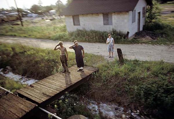 Paul Fusco, RFK Funeral Train, 8 giugno 1968
