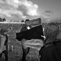 Riccardo Venturi, Libia, Marzo-Aprile 2011, Bengazi, Commemorazione delle vittime della rivoluzione.