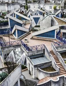 Roberto Conte - Complesso abitativo, di Jean Renaudie (1970-1983). Ivry-sur-Seine, Francia.