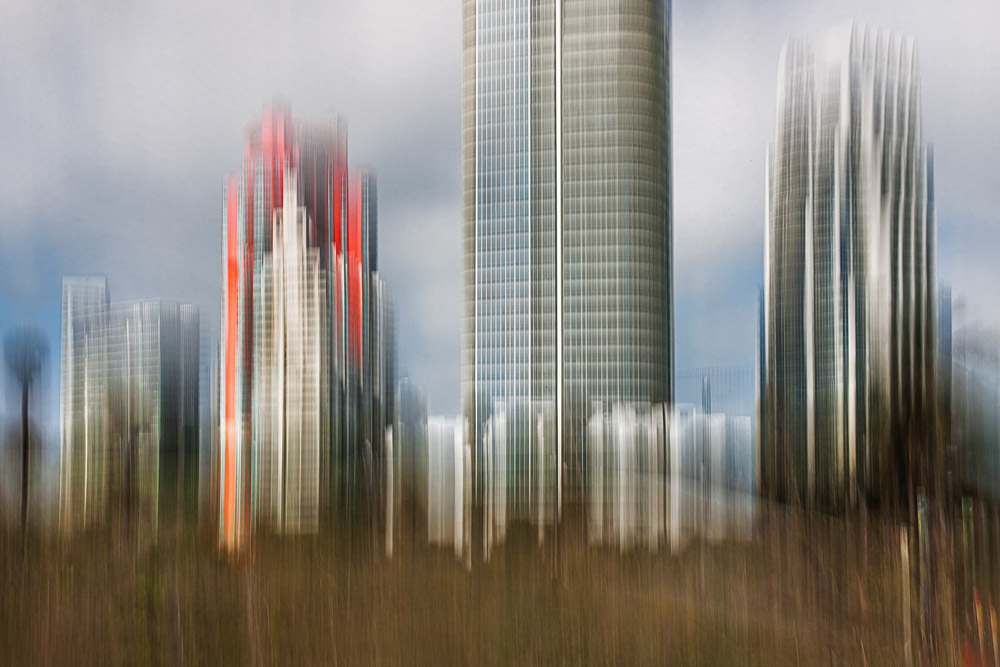 Roberto Polillo, Towers of Miami, 2015