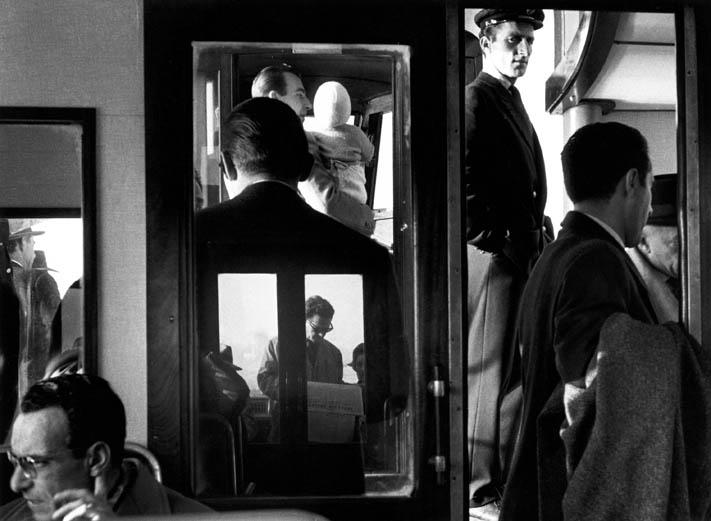 Venezia, 1960 © Gianni Berengo Gardin/Courtesy Fondazione Forma per la Fotografia
