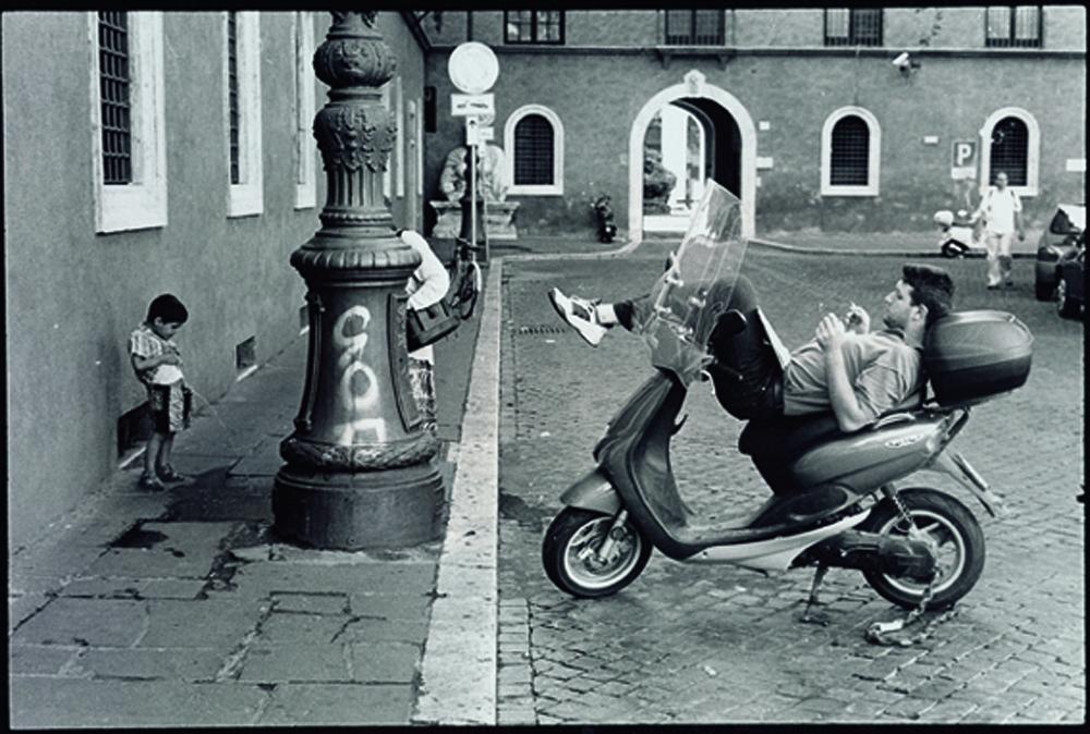 Leonard Freed_Roma_2000