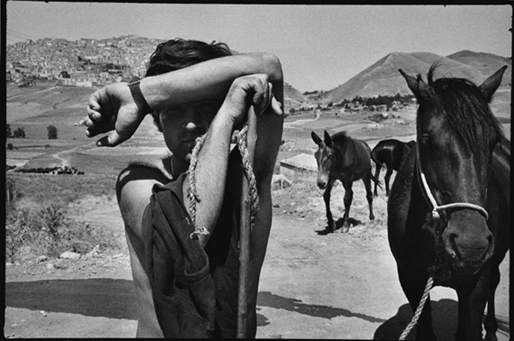 Leonard Freed_Sicilia_1974