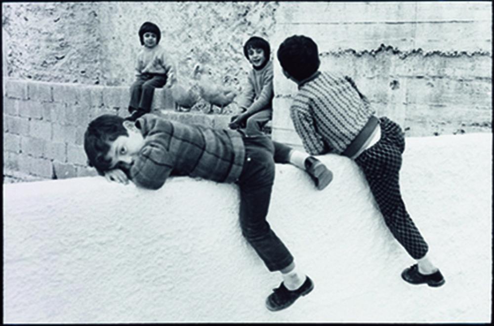 Leonard Freed Sicilia 1975 © Leonard Freed - Magnum (Brigitte Freed)