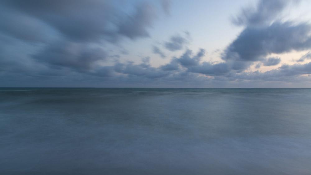 Tirrenia (PI) – orizzonte / settembre 2012