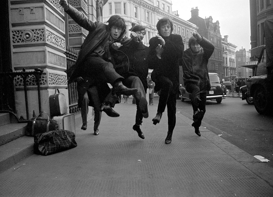 © Iconic Images/Terry O'Neill the rolling stones
